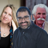 The Poetry Place #4 with Brian Johnstone, Tom Sastry & Alyson Hallett – 26/4/20