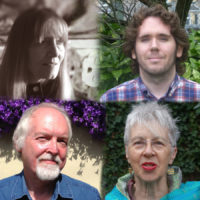 The Poetry Place #5 with Claire Crowther, Jonathan Edwards, Lesley Saunders & Alasdair Paterson – 31/5/20