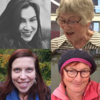 The Poetry Place #6 with book launch by Wendy Klein, plus guest poets Carrie Etter, Helen Moore & Dru Marland – 28/6/20