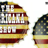 Americana Show 8 #13/01/21 Drinking songs with Rob Kendrew