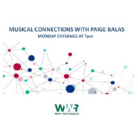 Musical Connections #14 – Fruit – 27/7/20