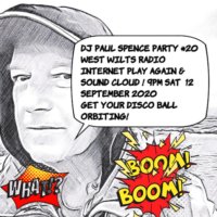 Party #20 with DJ Paul Spence – 12/09/20