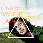 Party #22 with DJ Paul Spence – 26/09/20
