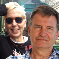 The Poetry Place #10 with Martyn Crucefix and Maria Jastrzebska – 25/10/20