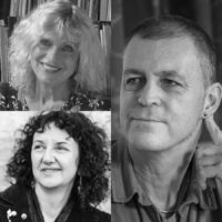 The Poetry Place #13 with Martin Malone, Rosie Jackson & Dawn Gorman – 31/1/21